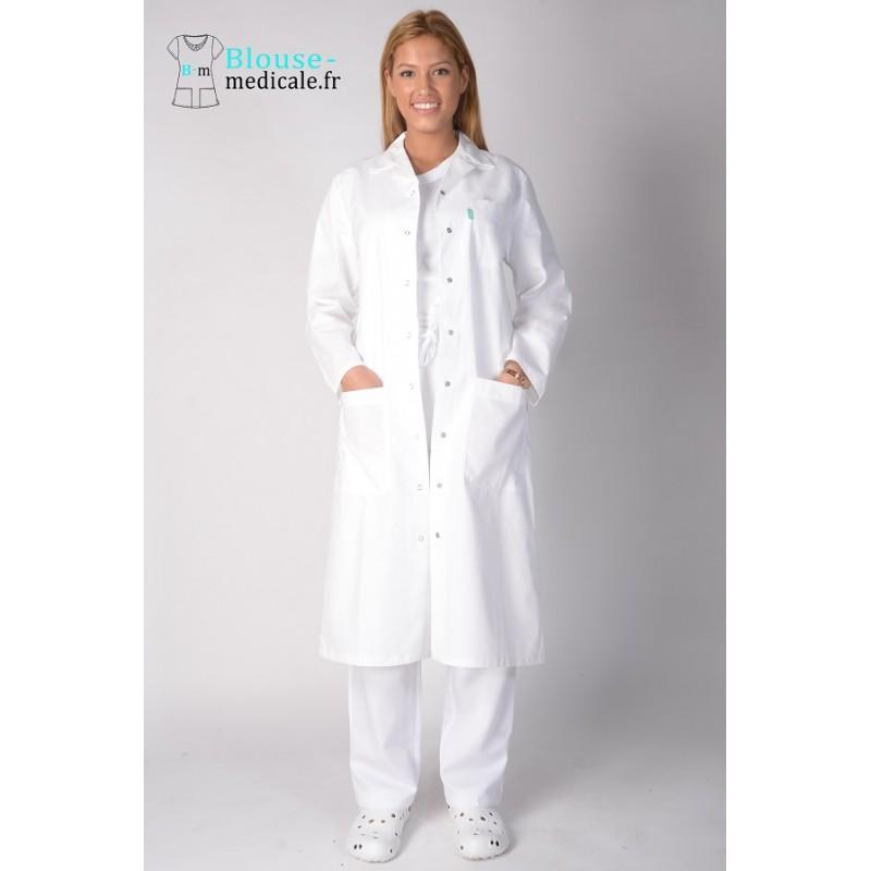 blouse medicale femme pas cher lafont alix blouse medicale coton. Black Bedroom Furniture Sets. Home Design Ideas