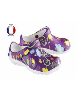 Chaussures Hopital Schu'zz Globule Imprimé Magic Bean