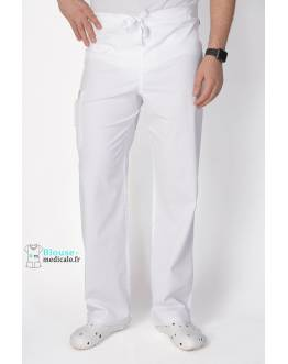 Pantalon Médical Homme Anti Tâches Code Happy 16001AB