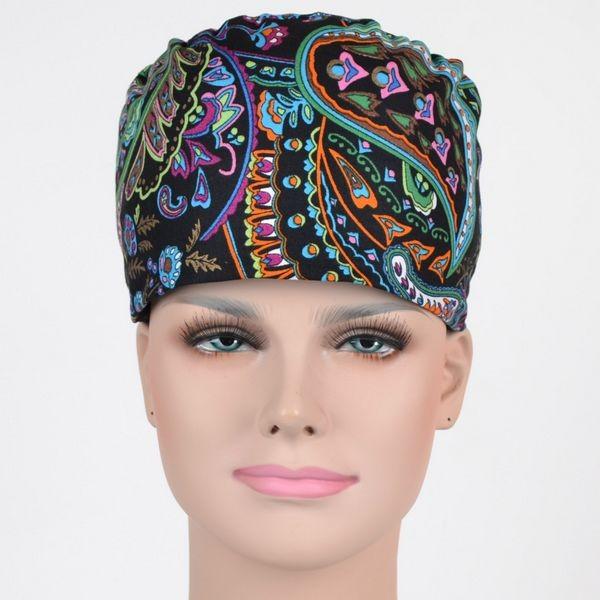 calot chirurgien femme motifs colors calot mdical marseille - Blouses Medicales Colores