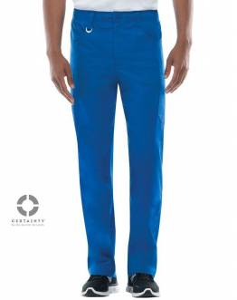Pantalon Antimicrobien Dickies Medical Bleu Royal 81111A