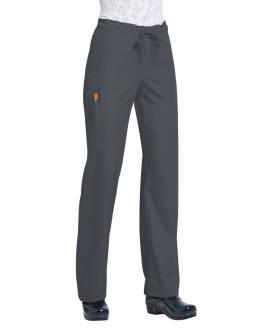 Pantalon Unisexe Gris Anthracite Orange G3702