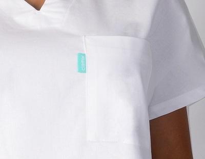 blouse infirmière pas cher