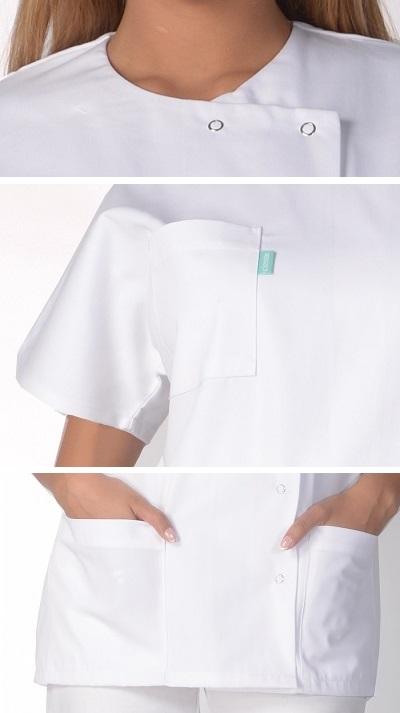tunique infirmière