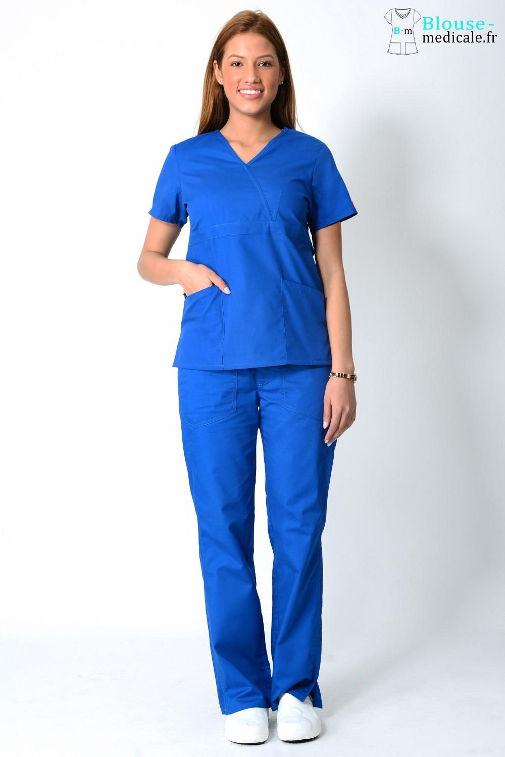tenue médicale femme dickies pas cher blouse dickies dentiste
