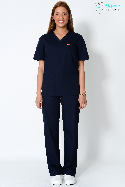 tenue médicale unisexe tenue equipe medicale dentiste femme