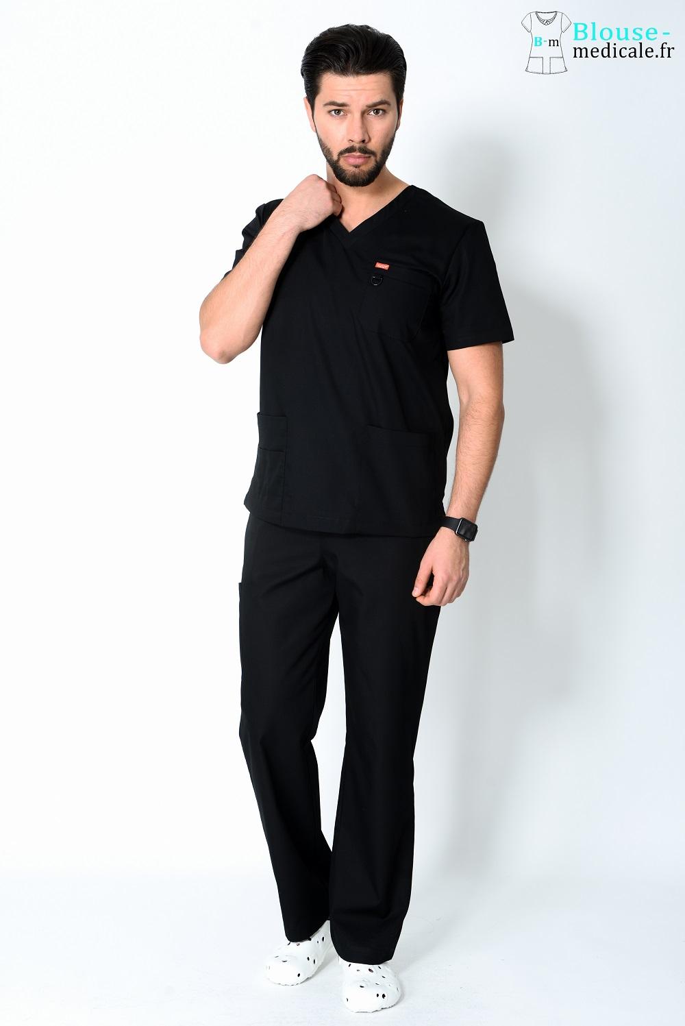 tenue médicale unisexe tenue equipe medicale vétérinaire homme
