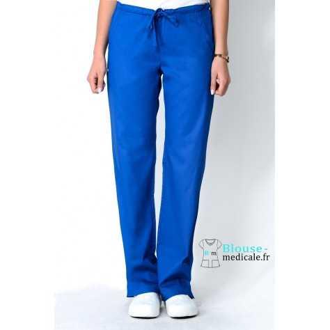 Pantalon Medical Femme Cherokee Luxe Bleu Royal 1066