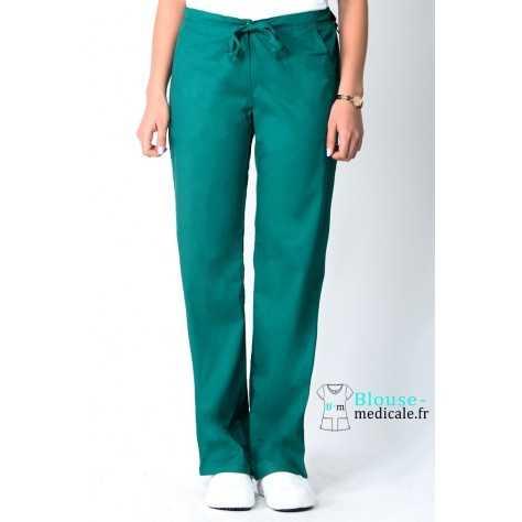 Pantalon Medical Femme Cherokee Luxe Vert 1066