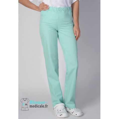 Pantalon Medical Unisexe Lafont Gael Vert d'Eau