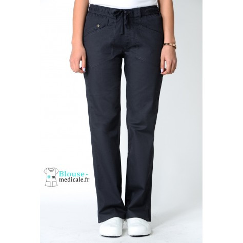 Pantalon Dickies Femme Gris Anthracite 85000