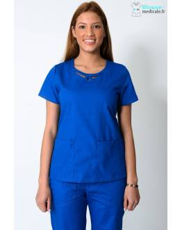 Tunique Femme Bleu Royal Dickies 85810
