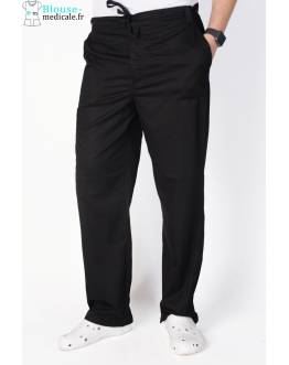 Pantalon Medical Homme Cherokee Luxe Noir 1022