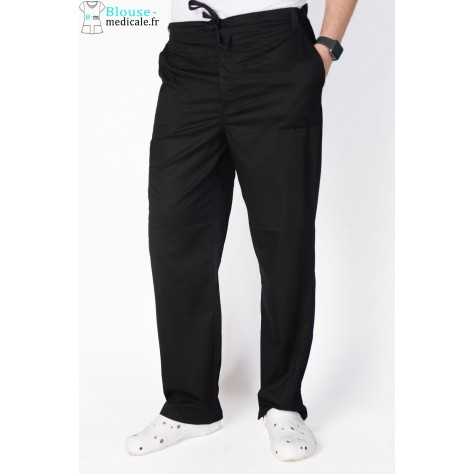 Pantalon Medical Cherokee Luxe Homme Noir 1022