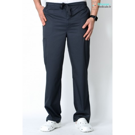 Pantalon Medical Homme Cherokee Luxe Gris Anthracite 1022