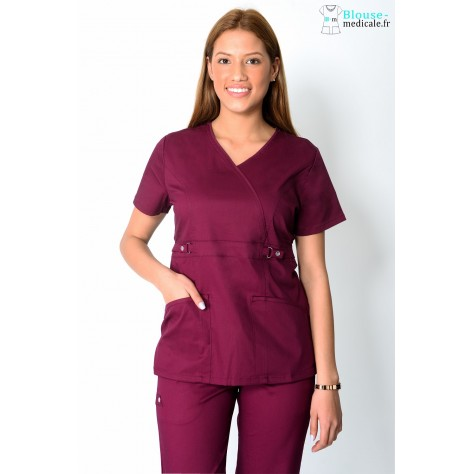 Tunique Medicale Femme Cherokee Pas Cher Luxe Blouse Medicale Fr