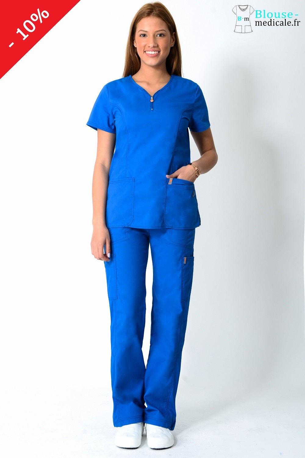 Medicale Medicale Tenue Blouse Medicale Infimière Tenue Blouse Infimière Blouse Infimière Blouse Tenue qXfrdwXn