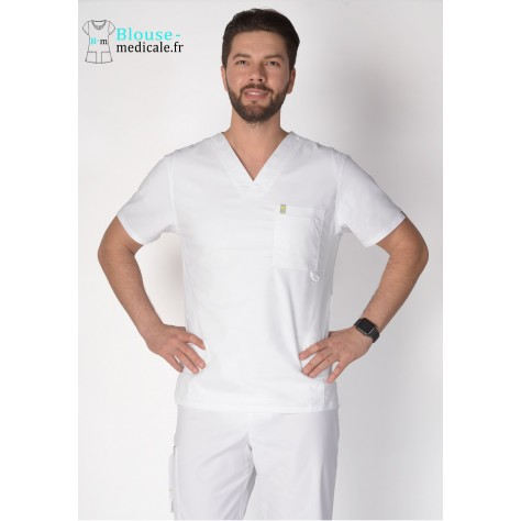 Tunique Medicale Homme Code Happy 16600AB
