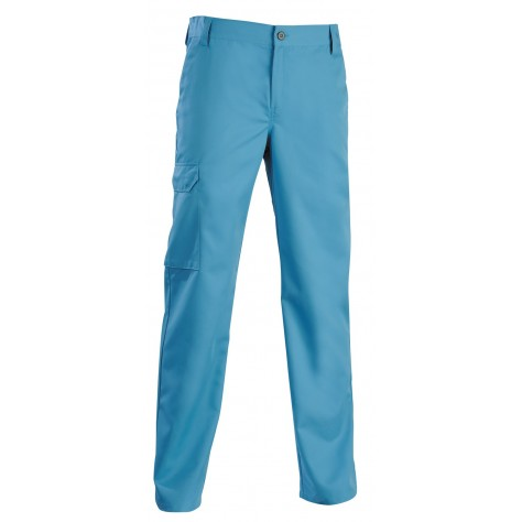 Pantalon Medical Lafont Clemix 2.0 Homme ROMEO Turquoise