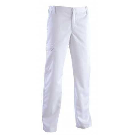 Pantalon Medical Lafont Clemix 2.0 Homme ROMEO Blanc