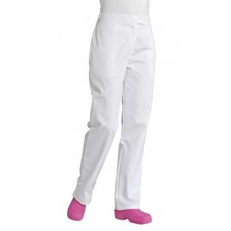 Pantalon Médical Femme Gisele Blanc