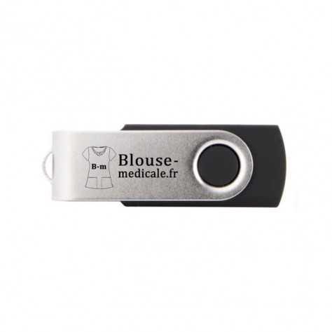 Clé USB Blouse-Medicale.fr
