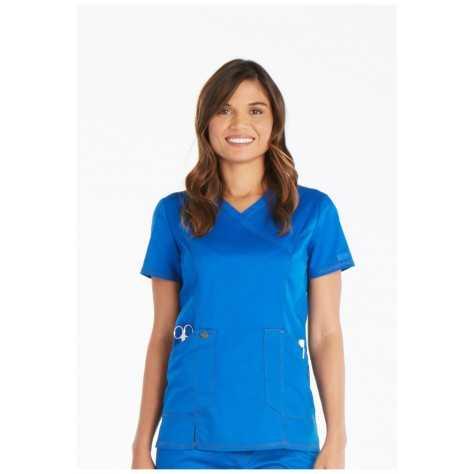 Tunique Médicale Dickies Femme DK804 Bleu Royal