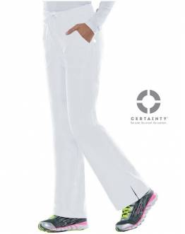 Pantalon Medical Dickies Femme Blanc 82212A