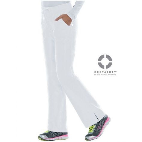 Pantalon Medical Dickies Femme Blanc 82212A