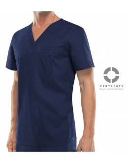 Blouse Dickies Medical Antimicrobienne Homme Bleu Marine 81714A