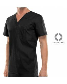 Blouse Dickies Medical Antimicrobienne Homme Noir 81714A
