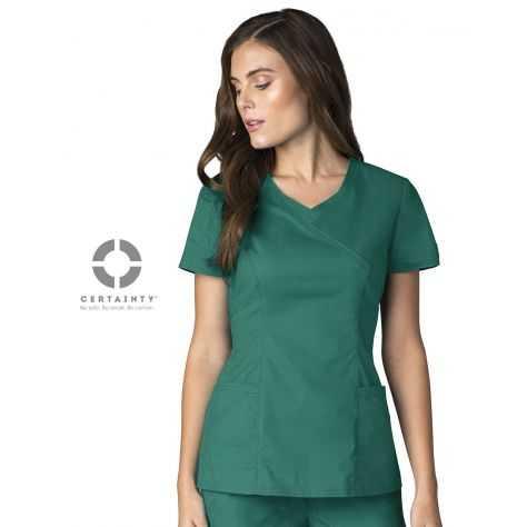 Tunique Médicale Dickies Antimicrobienne Femme Vert 85954A