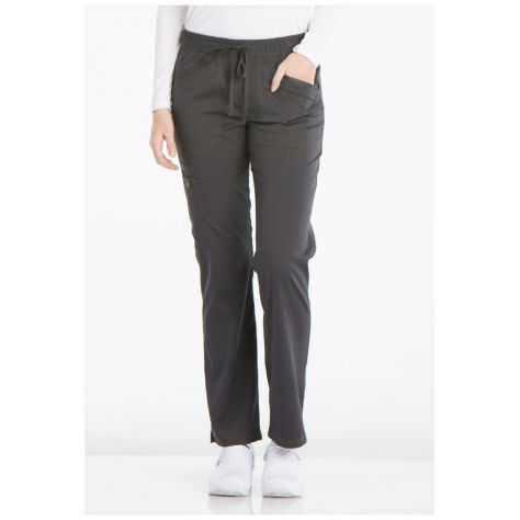Pantalon Medical Dickies Femme DK106 Gris Anthracite