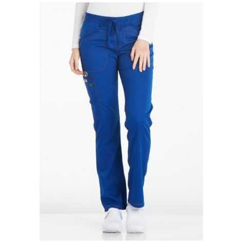 Pantalon Medical Dickies Femme DK106 Bleu galaxy