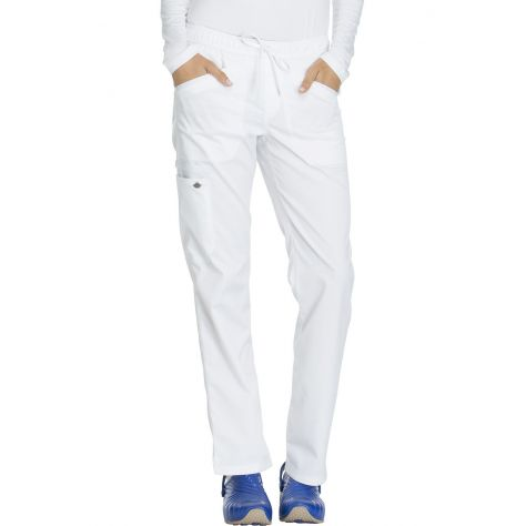 Pantalon Medical Dickies Femme DK106 Blanc