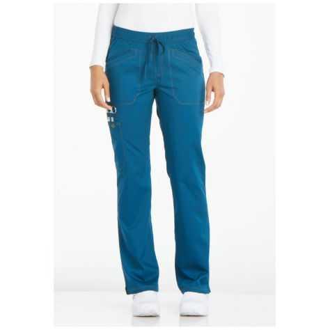 Pantalon Medical Dickies Femme DK106 Bleu caraibe