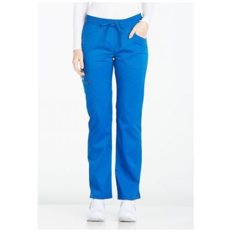 Pantalon Medical Dickies Femme DK106 Bleu Royal
