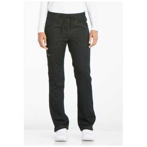 Pantalon Medical Dickies Femme DK106 Noir