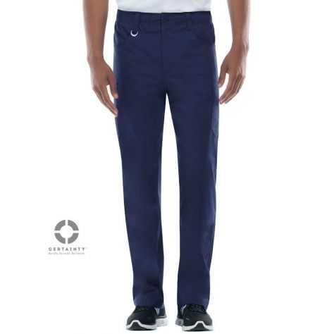 Pantalon Antimicrobien Dickies Medical Bleu Marine 81111A