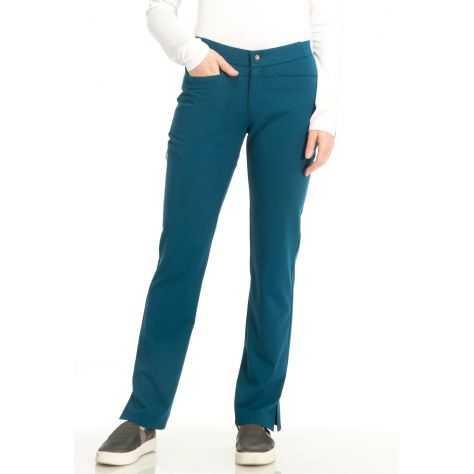Pantalon Medical Femme Sapphire Roma SA101A Bleu Caraibe