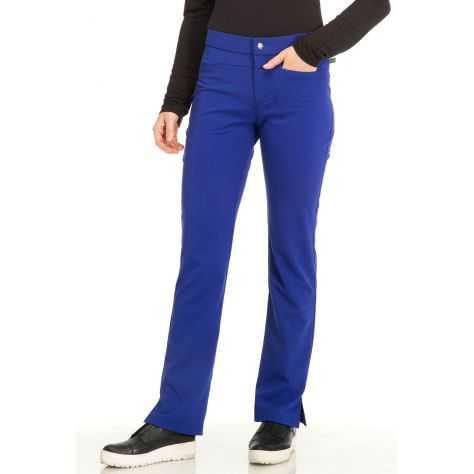 Pantalon Medical Femme Sapphire Roma SA101A Bleu Sapphire