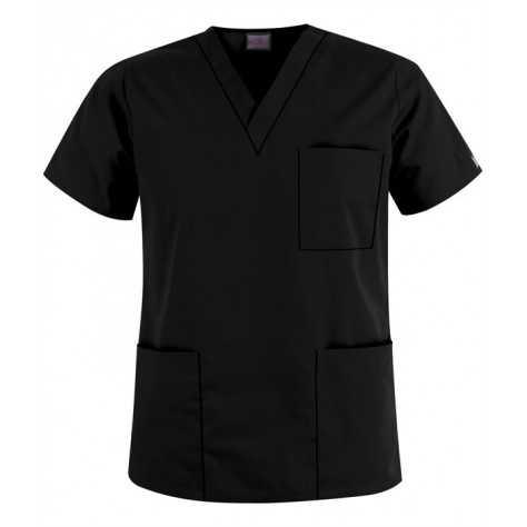 Tunique Medicale Cherokee Unisexe Noir 4876