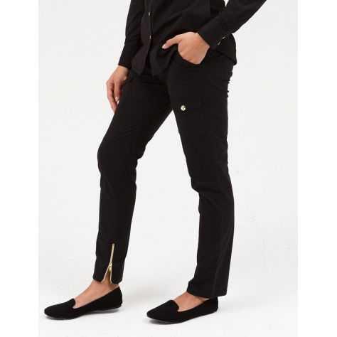 "Pantalon Jaanuu ""Skinny Cargo Pant"" Noir"
