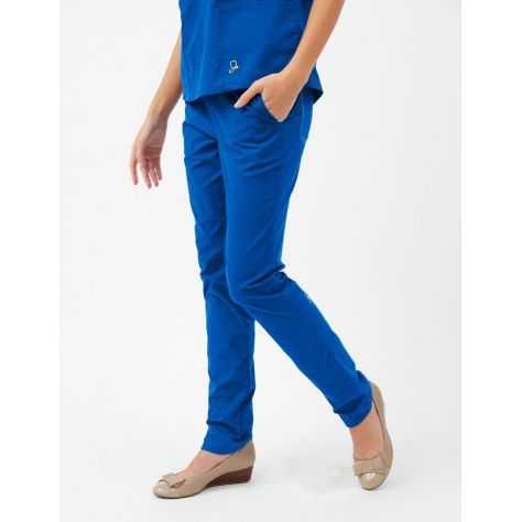 "Pantalon Jaanuu ""Skinny Pant"" Bleu Royal"