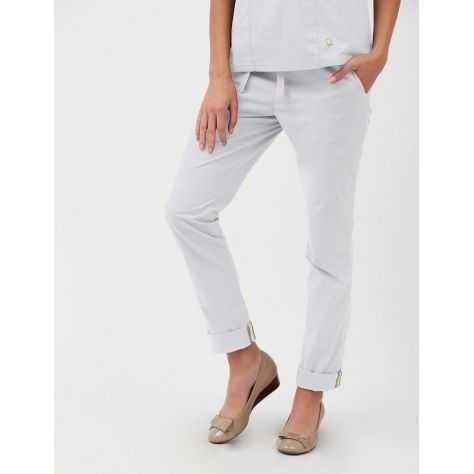 """Pantalon Jaanuu """"Skinny Pant"""" Blanc"""