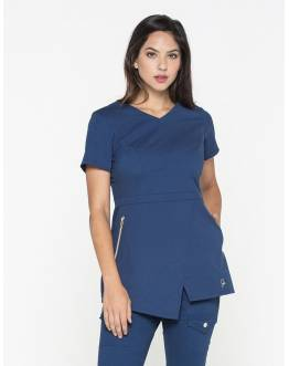 "Tunique Jaanuu ""Tunic Top"" Bleu Marine"
