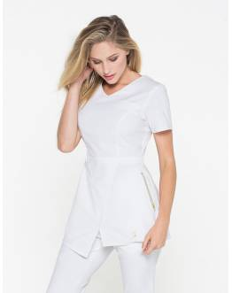 "Tunique Jaanuu ""Tunic Top"" Blanc"
