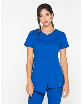 "Tunique Jaanuu ""Tunic Top"" Bleu Royal"