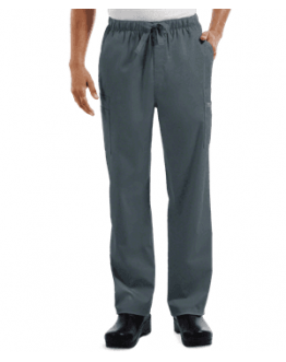 Pantalon Medical Homme Cherokee 4243 Gris Anthracite