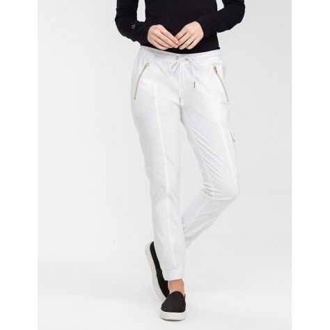 "Pantalon Jaanuu ""Jogger Pant"" Blanc"